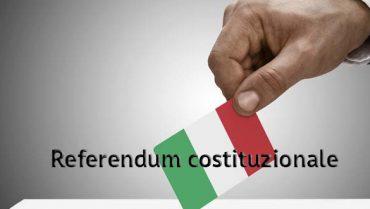Referendum Costituzionale 20 e 21 settembre, avviso elettori temporaneamente all'estero